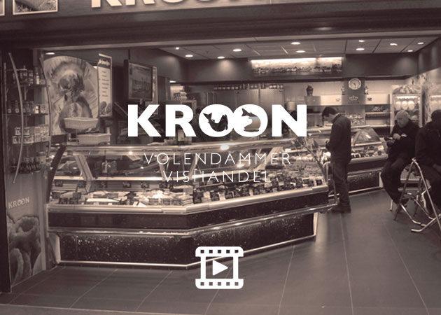 Bedrijfsvideo vishandel Kroon Amsterdam