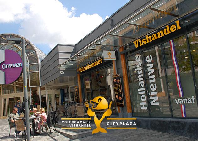Vishandel Cityplaza Nieuwegein