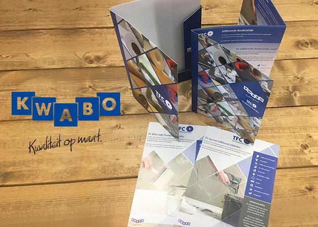 Kwabo Techniek BV – drukwerk
